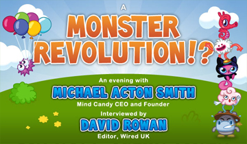 Register for A Monster Revolution